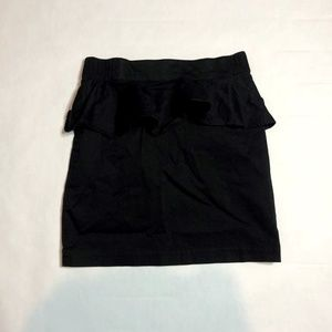 Divided by H&M Women's Black Skirt Size 10